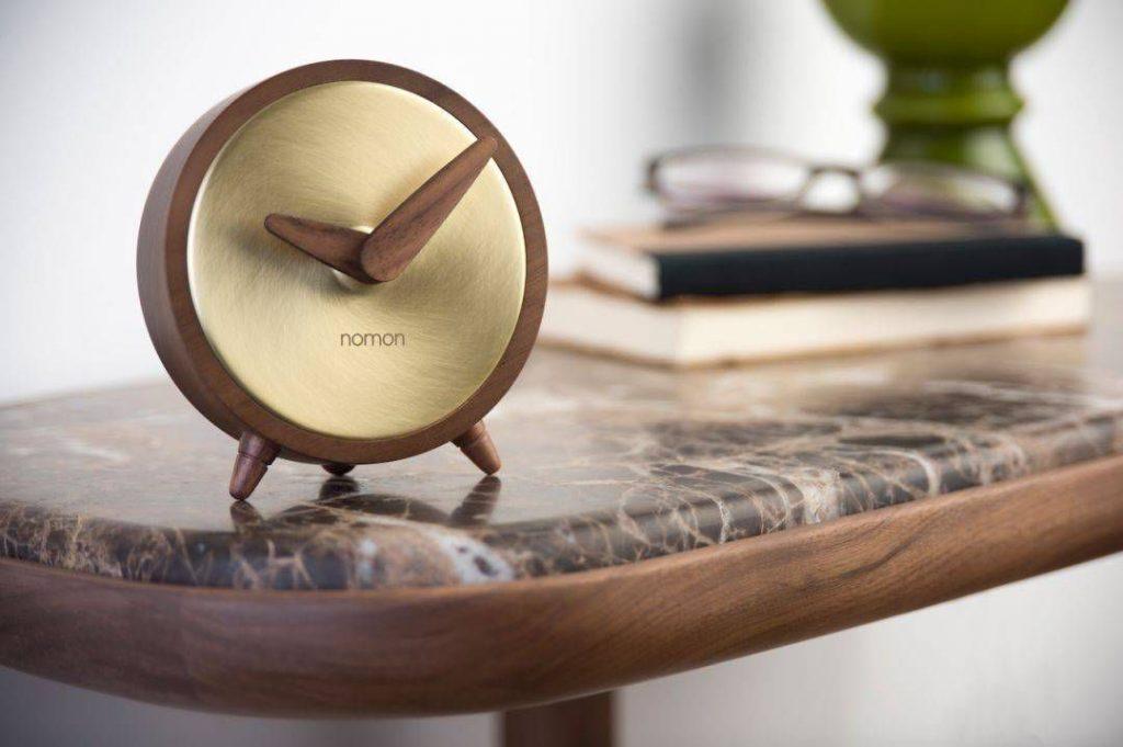 西班牙nomon挂钟 | 有灵魂的钟表美学